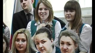 Видео с выпускного бала в ДК