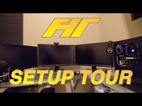 My Ultimate Setup Tour - August 2014
