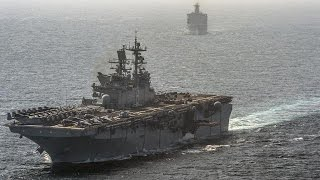Last Oliver Hazard Perry-Class Frigate Sets Sail on Last Deployment (HL12)
