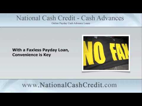 Faxless Payday Loan: Tired Of Wasting Time? Apply For A Faxless Payday Loan Instead!