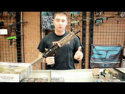 TIPPMANN TMC UNBOXING AND INITIAL THOUGHTS