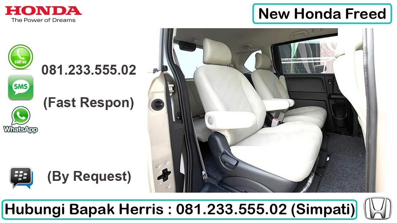 Honda Freed Bekas Kota Malang – Fiat World Test Drive