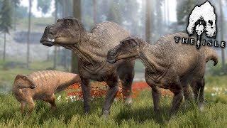 A Dinosaur Family! - Life of a Maiasaura | The isle
