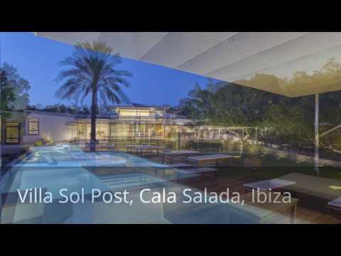 Villa Sol Post, Cala Salada, Ibiza