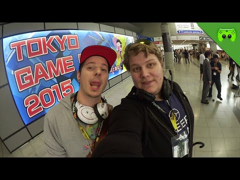 ZIEMLICH FREAKIG DIE JAPANER 🎮 Tokyo Game Show