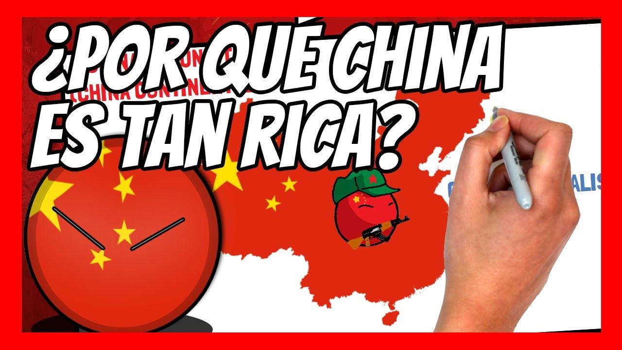 ✅ ¿Por qué CHINA es una SUPERPOTENCIA? El AUGE económico de CHINA resumido en 10 minutos