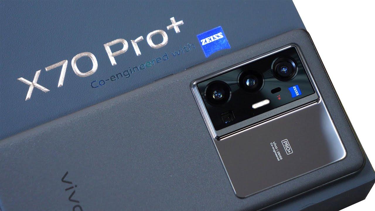 Круче не бывает! Царь-смартфон vivo X70 Pro+ с Hi-Fi и камерами Zeiss / ОБЗОР