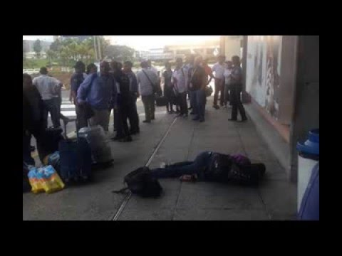 Egyptian visitor killed at Venezuela's main airport (20 March 2016)