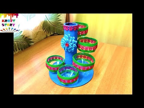 Plastic bottle craft idea /Best out of waste craft idea/Plas