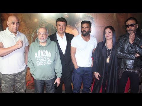 Border Movie Reunion | Jackie Shroff, Suniel Shetty, JP Dutta