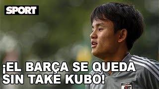 TAKE KUBO FICHA POR EL REAL MADRID | ¿POR QUÉ EL FC BARCELONA HA DEJADO ESCAPAR AL JAPONÉS?