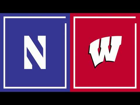 Wisconsin Badgers - Wisconsin defeats Northwestern 69-64 on Saturday night