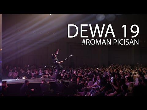 Dewa19 Roman Picisan #live Alila Solo