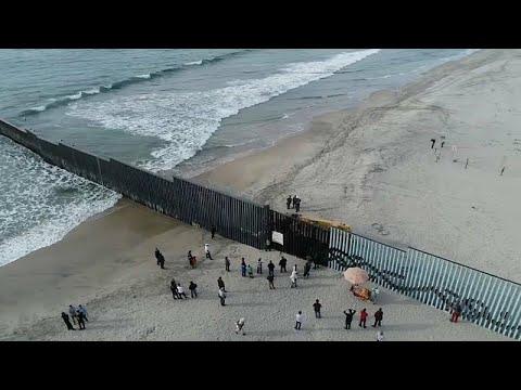 فيديو مصور بـ -الدرون- للجدار الفاصل بين كاليفورنيا والمكسيك…  - نشر قبل 3 ساعة