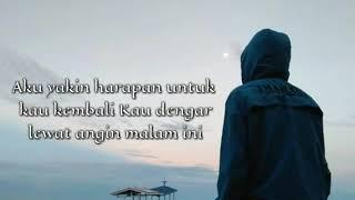 Iksan Skuter  Rindu Sahabat (lyric)