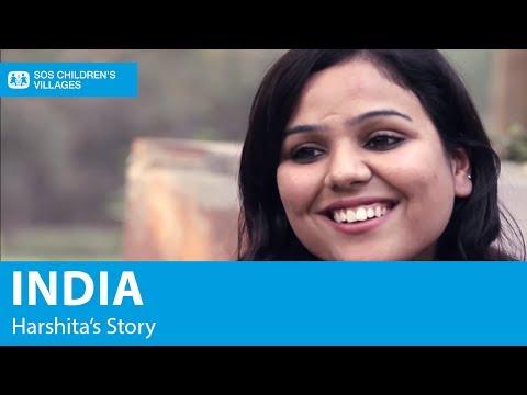 India: Harshita's Story | SOS Children's Villages