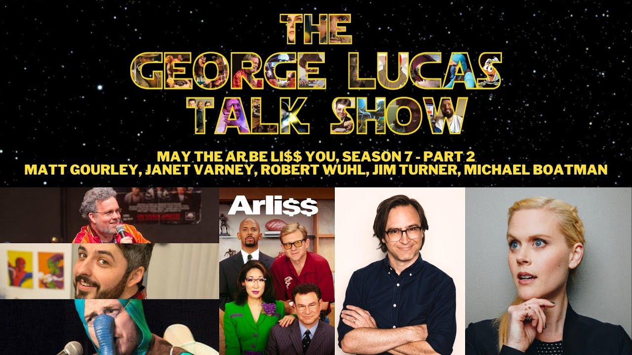 Download The George Lucas Talk Show - May the AR Be LI$$ You, Season 7 - Part 2