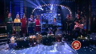 Вечерний Ургант. Fairlane Acoustic - Carol of Bells