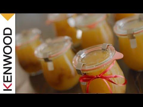 """Marmelade"" | Rezept Kenwood Cooking Chef"