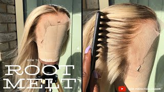 STOP! WAIT! Come Learn How To Create A Shadow Root/ Root Melt
