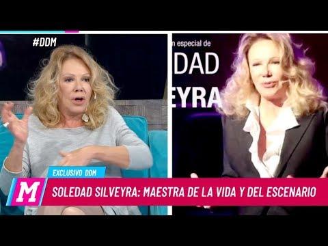 El diario de Mariana - Programa 12/10/18 - Soledad Silveyra: maestra de la vida y del escenario