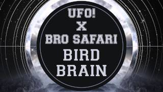 UFO! & Bro Safari- Bird Brain [Moombahton] [Free Download]