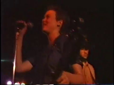 Blake Babies- Cattle Club, Sacramento Ca. 2/10/91 xfer from