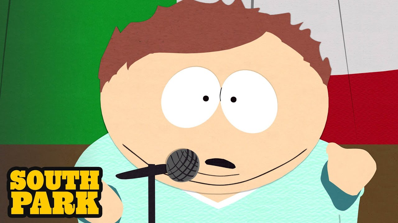 Cartman Sees Both Sides - SOUTH PARK