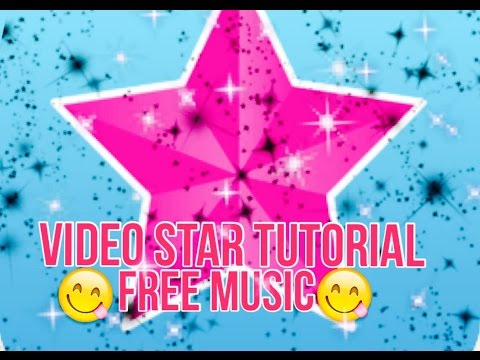 Video Star Tutorial | How To Get FREE Songs On Video Star!