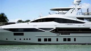 Yachts Passing  | Yachts Miami Beach