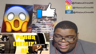 🔥🔥🔥16 YEAR OLD KILLS PANDA REMIX!!! ( Reaction)