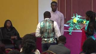 Sin is missing the mark -Bishop E.O. Ansah
