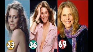 Lindsay Wagner ♕ Transformation From A Child To 69 Years OLD