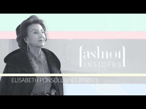 Elisabeth Ponsolle des Portes — Appreciating and Promoting French Luxury