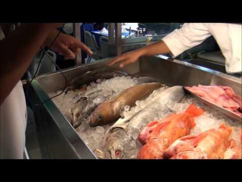 Viva Baja California, Tacos de pescado, Ensenada