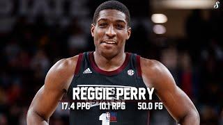 Reggie Perry Mississippi St 2019-20 Season Highlights Montage | 17.4 PPG 10.1 RPG 50.0 FG%