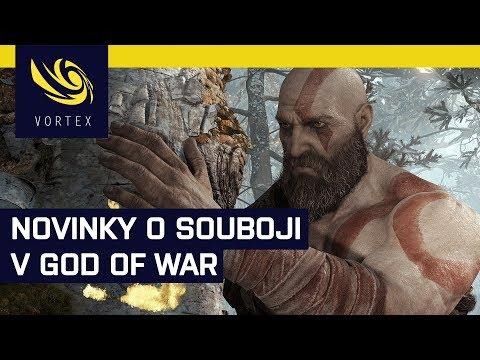 Nové záběry z God of War a všechny detaily o soubojovém systému