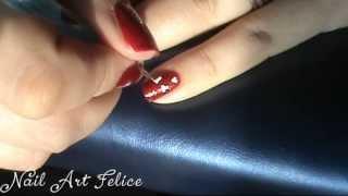 Nail art San Valentino (facile)