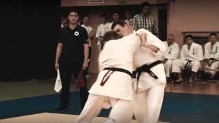 соревнования айкидо видео