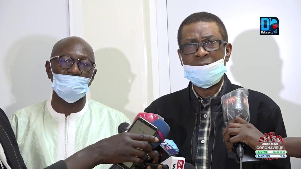 Impact du covid-19 dans la musique : Abdoulaye Diop à l'écoute des artistes.