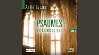 """Psaume 125 """"Quelles merveilles le Seigneur fit pour nous"""" (5ème dimanche de Carême, année C)"""