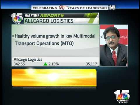Halftime Report - Shashi Kiran Shetty, Exec Chairman, Allcargo Logistics