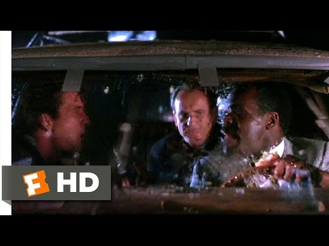 Lethal Weapon 2 (4/10) Movie CLIP - At the Drive-Thru (1989) HD
