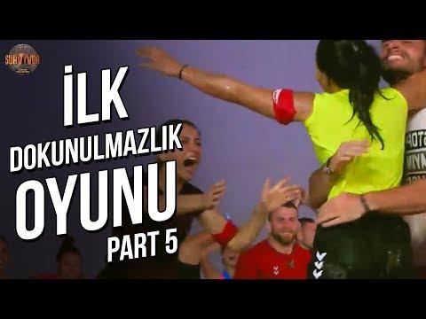 Dokunulmazlık Oyunu 5.Part | 1.Bölüm | Survivor Türkiye