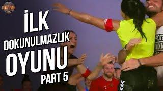 Dokunulmazlık Oyunu 5.Part | 1.Bölüm | Survivor Türkiye - Yunanistan