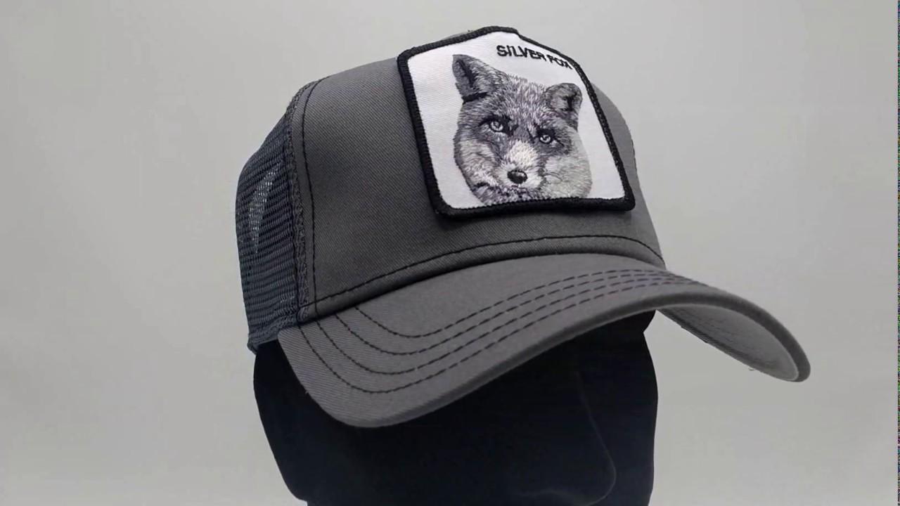 Goorin Bros. Silver Fox Trucker cap - Grey - €34 25806b13654