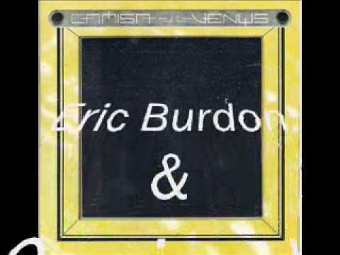 Eric Burdon & Camisa de Vênus
