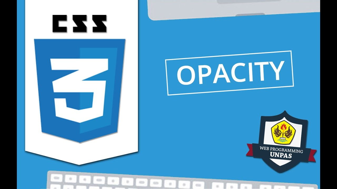 Css3 background image opacity - Css3 Opacity