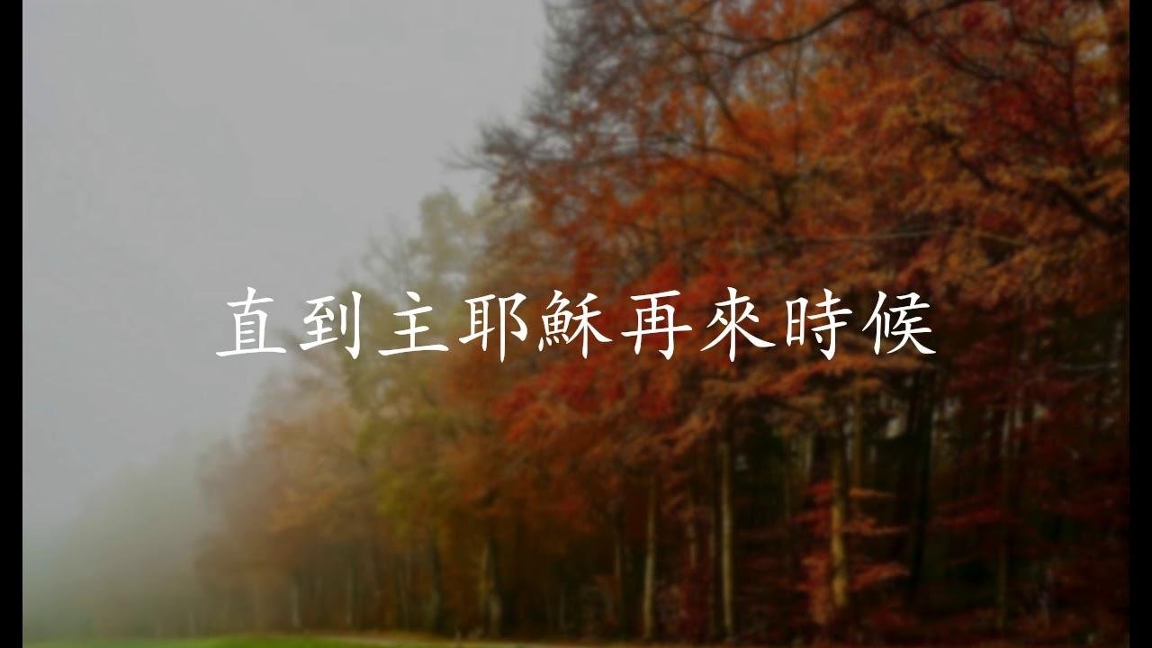主的道路我去走_直到主耶穌再來時候-我要走事奉的道路 - YouTube