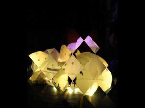 LED Exhibition Tent
